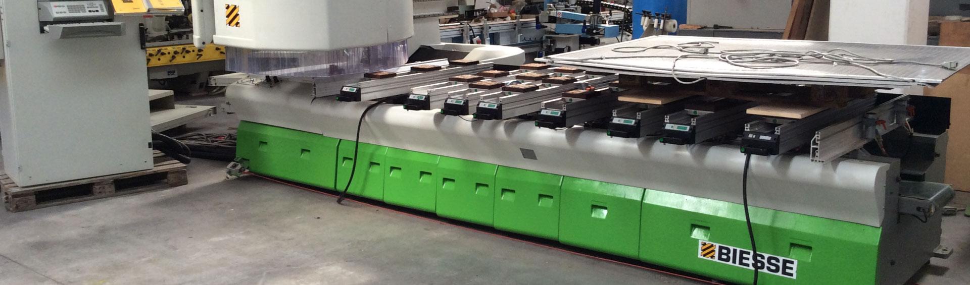 Legnomac srl vendita macchine per la lavorazione del legno for Piccole planimetrie per la lavorazione del legno